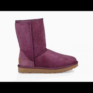 Classic UGG Boot, Short, Mystic Purple